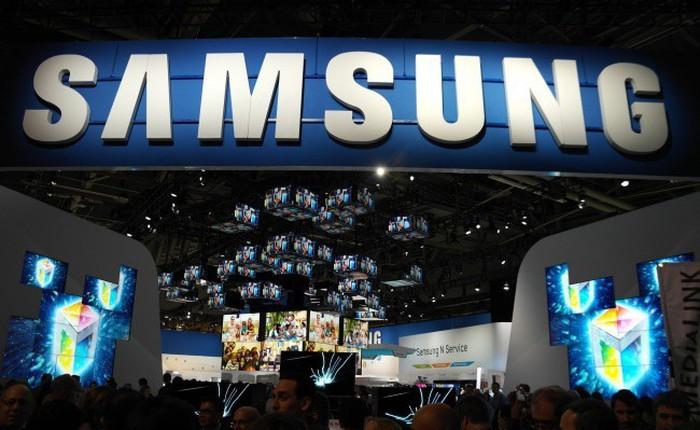 Trung Quốc vượt qua châu Mỹ trở thành thị trường lớn nhất của Samsung