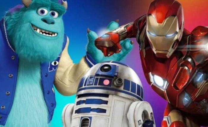 """Disney đang lên kế hoạch gì cho dịch vụ xem phim bản quyền để chống lại """"thế lực"""" mang tên Netflix?"""