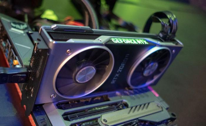 Điểm benchmark cho thấy RTX 2080 đã nhỉnh hơn GTX 1080 Ti một chút xíu