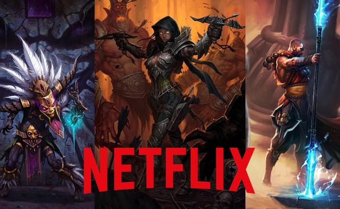 Netflix và Blizzard đang bắt tay nhau để làm TV series về Diablo, mời biên kịch Hellboy chỉ đạo
