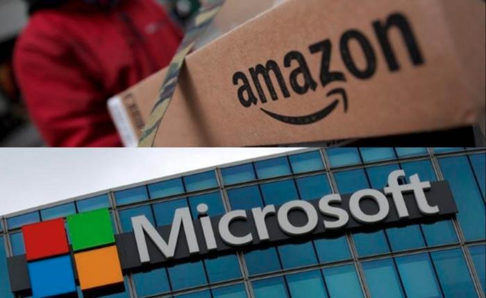 Microsoft tự tin rằng sự phát triển mạnh mẽ của Amazon là cơ hội cho họ