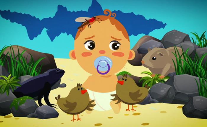 """Choáng trước những loài động vật có """"tuổi thơ dữ dội"""" nhất trong thế giới tự nhiên"""