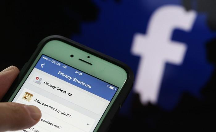 Facebook lợi dụng số điện thoại của người dùng để gửi quảng cáo