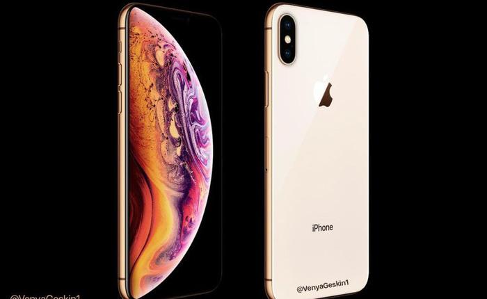 """Bộ 3 iPhone mới đã lộ giá: iPhone """"giá rẻ"""" 699 USD, iPhone Xs là 799 USD và iPhone Xs Max là 999 USD"""