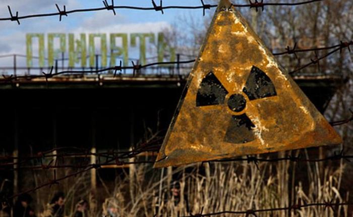 Hình ảnh bên trong lò phản ứng số 2 tại Chernobyl trước khi nơi này trở thành một trang trại điện mặt trời