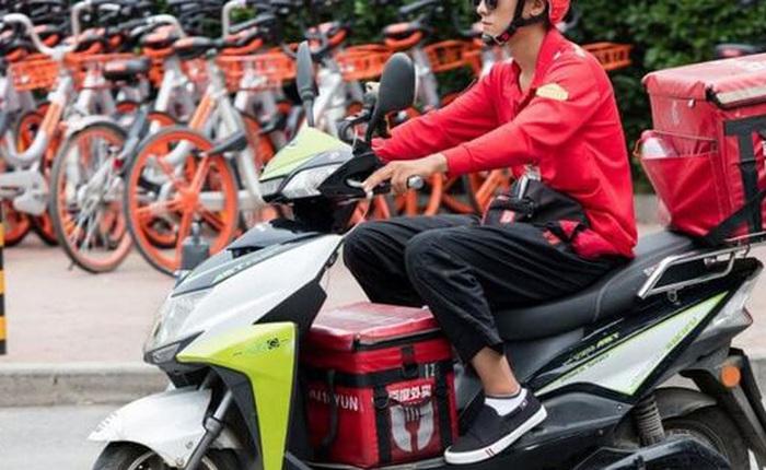 Alibaba thâu tóm ứng dụng giao thực phẩm lớn nhất Trung Quốc