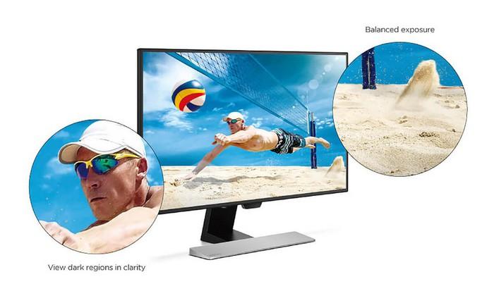 BenQ giới thiệu màn hình EW2770QZ với công nghệ bảo vệ mắt BI+