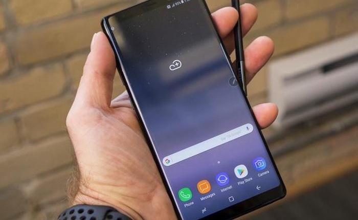 Tin đồn: Dù có khá nhiều cải tiến mới nhưng giá bán Galaxy Note 9 chỉ ngang với Galaxy Note8?