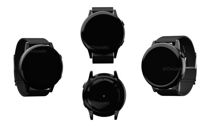 Samsung Galaxy Sport lộ diện ảnh render với viền màn hình siêu mỏng