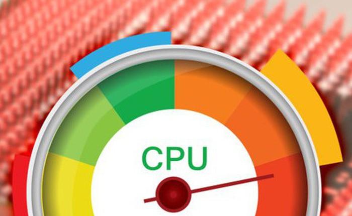 CPU máy tính luôn trong tình trạng quá tải? Đâu là nguyên nhân và cách khắc phục?