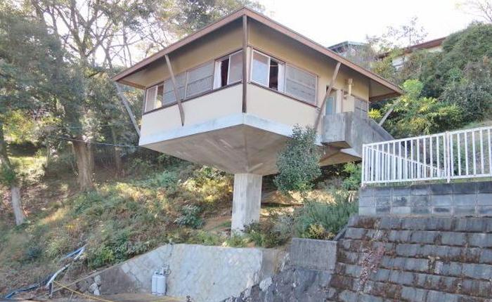 """Người Nhật đang phát sốt vì căn nhà """"1 cột"""" giá rẻ, chỉ 56m2 nhưng đầy đủ tiện nghi để vui sống"""