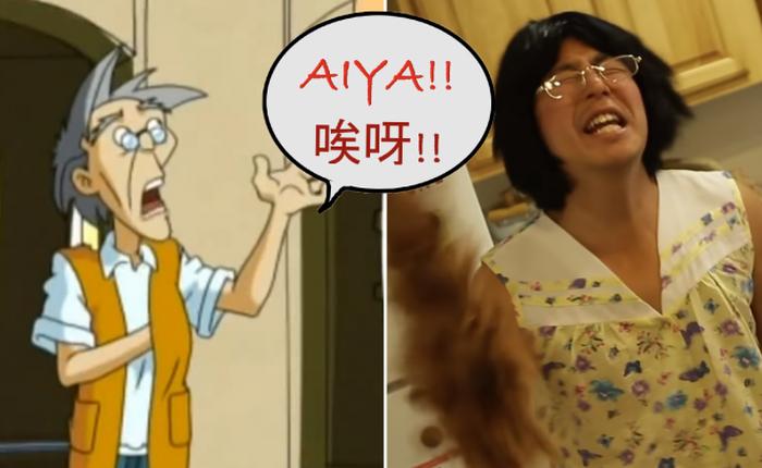 """Vi sao trên phim ảnh lẫn đời thực, người Trung Quốc luôn miệng nói """"Ai ya""""?"""