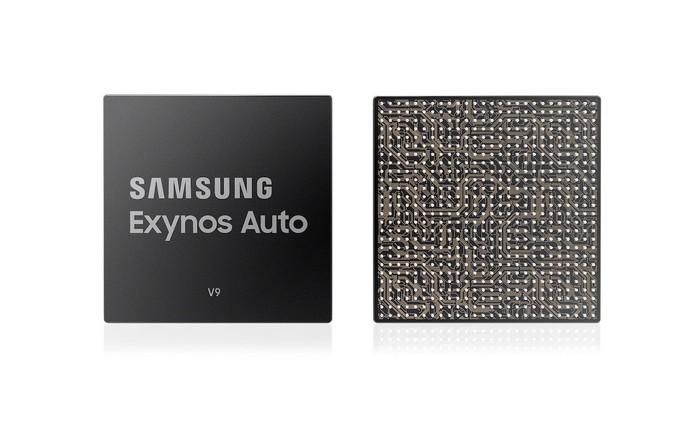 Samsung hợp tác với Audi trình làng thương hiệu chip Exynos dành cho ô tô