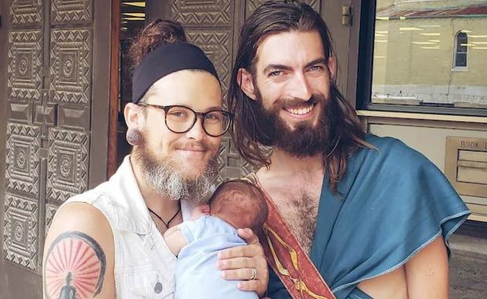 [Vietsub] Hai người đàn ông này đã có con với nhau, và đó là điều họ không thể tin nổi