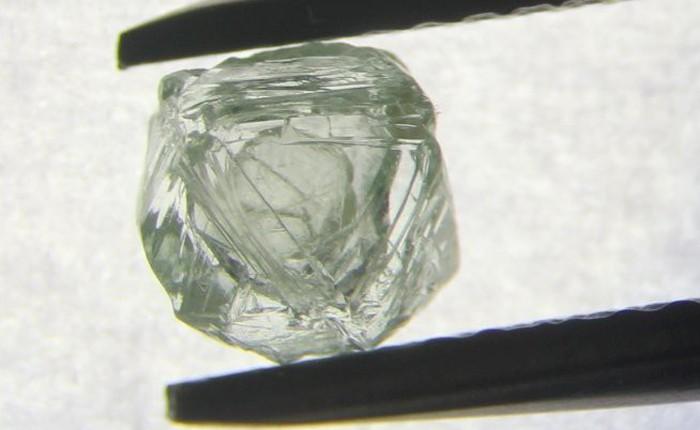 Viên kim cương độc nhất vô nhị trên Trái Đất, niên đại 800 triệu năm mới được tìm thấy tại Siberia