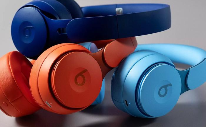 """Apple """"phá đám"""" sự kiện Google Pixel: công bố tai nghe Beats Solo Pro mới với khả năng khử tiếng ồn"""