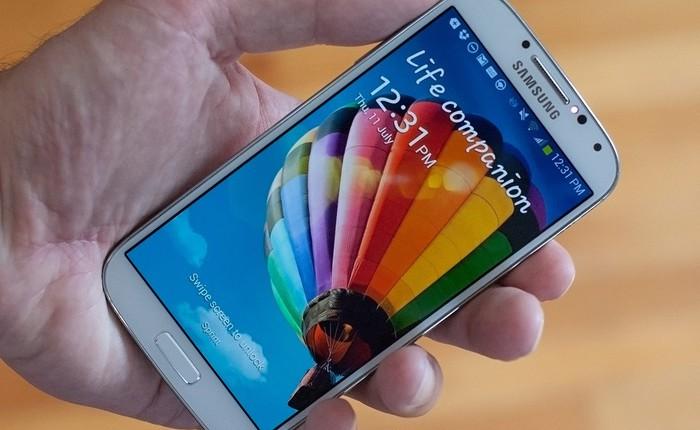 Samsung phải hoàn tiền cho người mua Galaxy S4 do gian lận benchmark