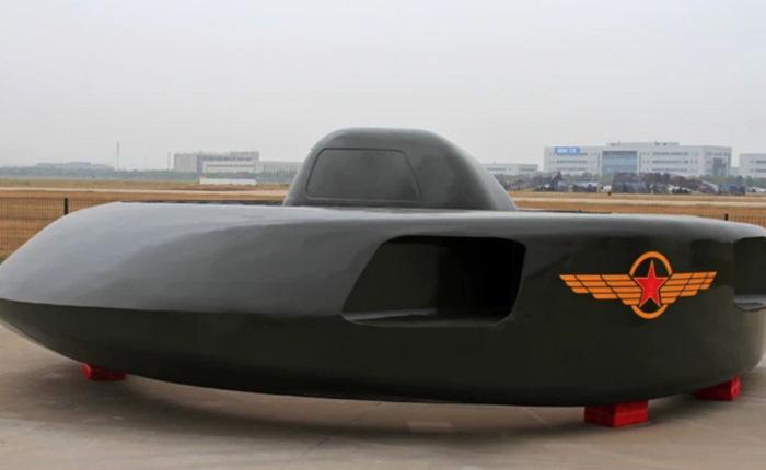 Trung Quốc dự tính làm UFO: vật thể đã định danh và không chắc là bay được