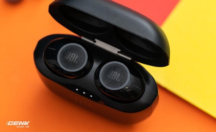 Đánh giá tai nghe true-wireless JBL Tune 120: Tất cả là về âm trầm