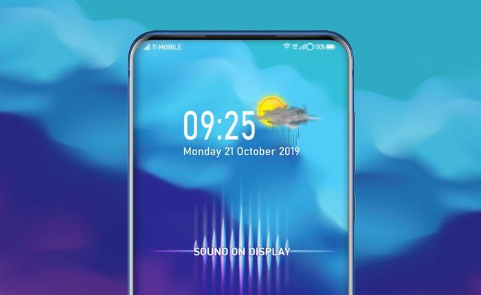 ZTE đăng ký bằng sáng chế thiết kế màn hình đục lỗ cực kỳ tinh tế, Samsung cũng nên học tập
