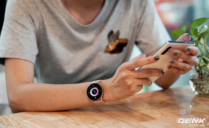 Đánh giá chi tiết Galaxy Watch Active 2: Cải thiện đáng kể nhiều mặt nhưng đã thực sự tốt chưa?
