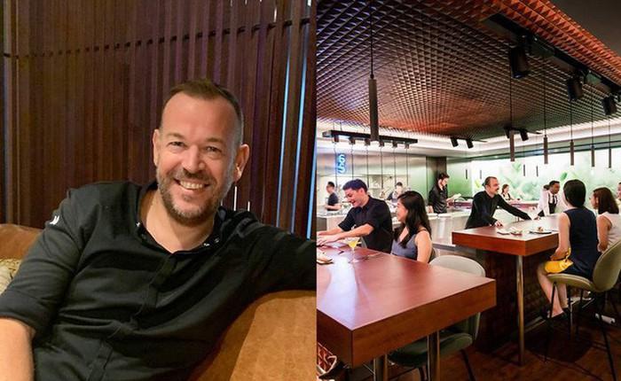 Gặp gỡ vị bếp trưởng 2 sao Michelin cấm thực khách dùng điện thoại trong nhà hàng: Sang chảnh không phải là có người phục vụ mình 5 phút/lần!