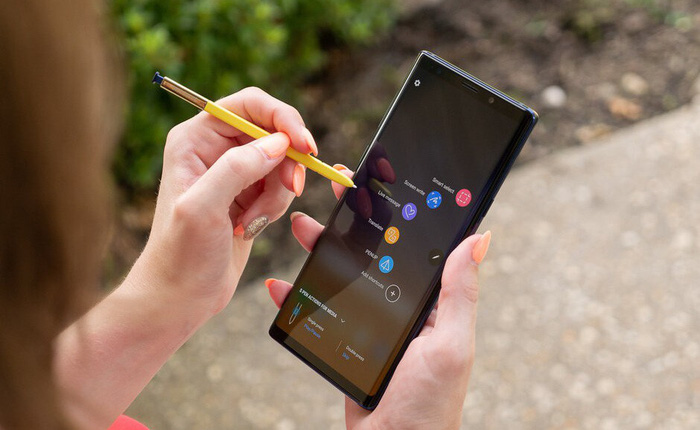 Chuyện lạ: Samsung đang bán Galaxy Note 9 512GB và Note 9 128GB với giá ngang nhau