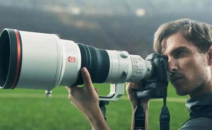 Sony âm thầm ra mắt máy ảnh thể thao a9 Mark II: Cấu hình gần như giữ nguyên, nâng cấp về khả năng kết nối