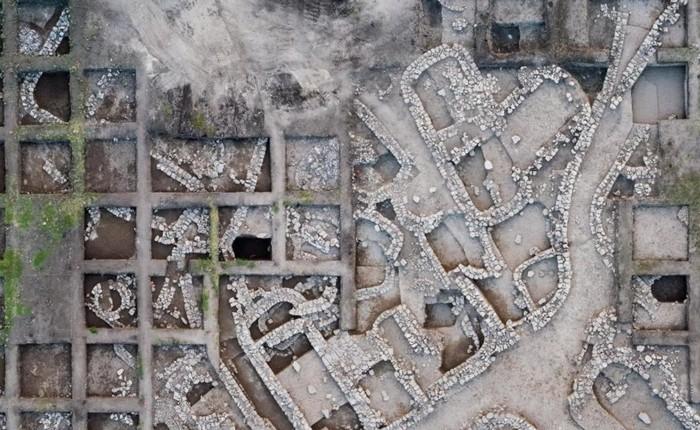 Phát hiện thành phố 5.000 năm tuổi quy hoạch rất đẹp tại Israel