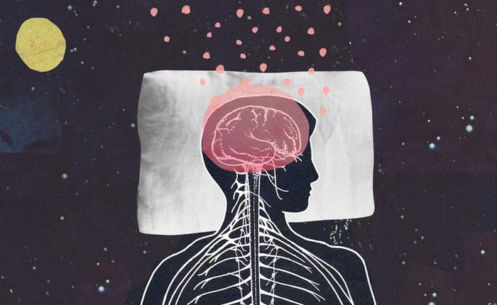 """Bí quyết dành cho người khó ngủ: """"Nhấn phanh"""" tâm trí lại và giải tỏa mọi suy nghĩ tích tụ trong cả ngày"""