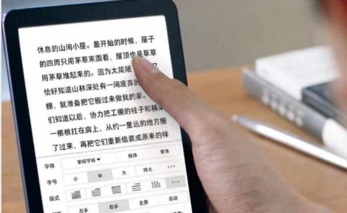 Xiaomi chốt ngày ra mắt máy đọc sách, chuẩn bị cạnh tranh 'khô máu' với Amazon Kindle