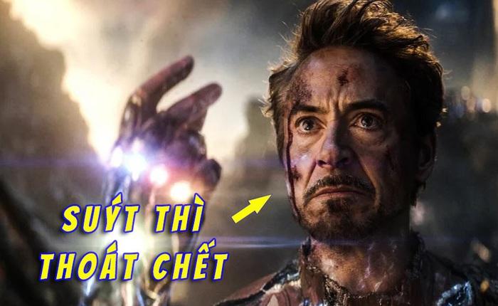 Marvel hé lộ kịch bản nháp của Endgame: Iron Man không chết, nhưng sẽ có nhân vật khác phải thế mạng