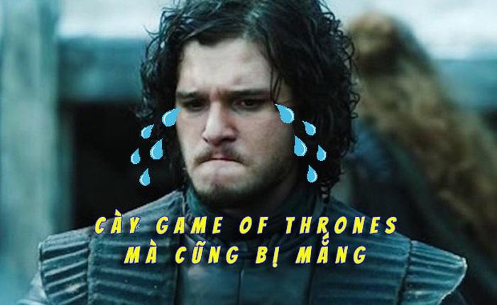 """Reddit cãi nhau om sòm bởi anh chàng số nhọ bị mắng là """"đồ khốn"""" chỉ vì xem Game of Thrones trên máy bay"""