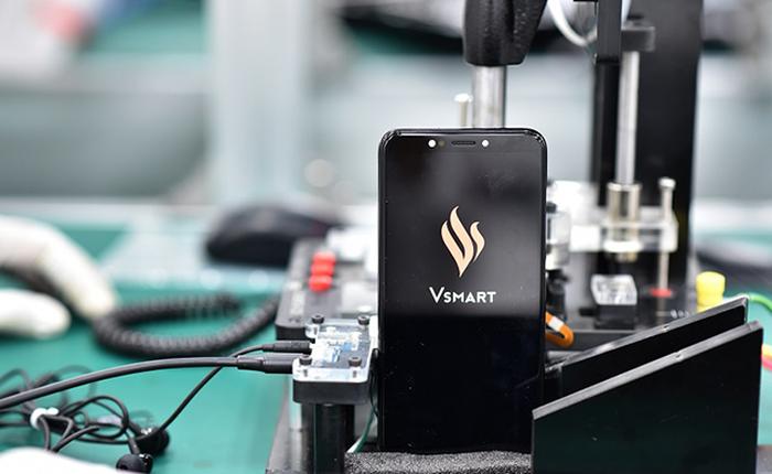 Không phải các hãng điện thoại, đây mới là khách hàng tiềm năng cho nhà máy smartphone khổng lồ của Vsmart?