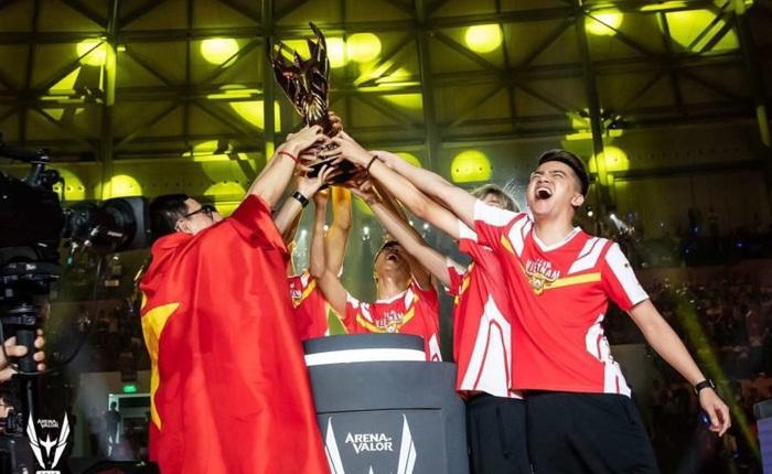 Ngày càng nhiều người trẻ Việt Nam theo đuổi con đường eSport chuyên nghiệp