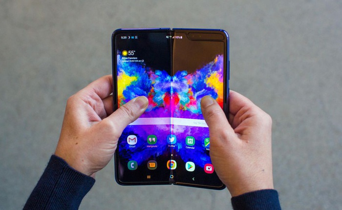 Quan chức nhầm lẫn, Samsung chưa hề bán được 1 triệu máy Galaxy Fold