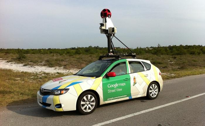 Google tiết lộ lượng dữ liệu địa lý khổng lồ mà họ ghi lại được trên Trái Đất trong suốt 12 năm qua