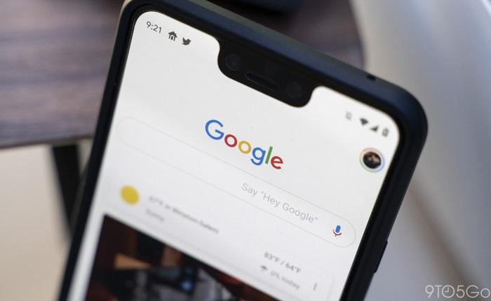 """Lỗi kỳ quặc của ứng dụng Google trên Android: tự crash mỗi khi câu lệnh tìm kiếm chứa từ """"message"""""""