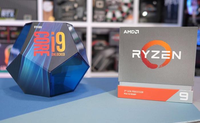 Khảo sát mới nhất: cứ 10 người dùng công nghệ thì có tới 6 người lựa chọn CPU của AMD để lên đời