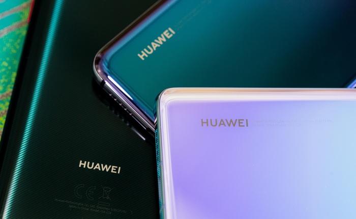 Smartphone và thiết bị mạng Huawei đã không còn dùng linh kiện Mỹ