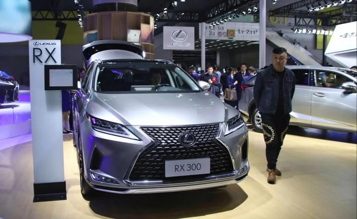 Trung Quốc phạt Toyota 12 triệu USD vì không cho các đại lý Lexus giảm giá bán xe