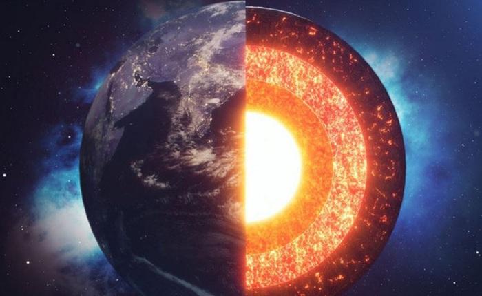 Phát hiện chưa từng có: Mưa tuyết bằng sắt đang rơi dồn dập bên trong lõi Trái Đất