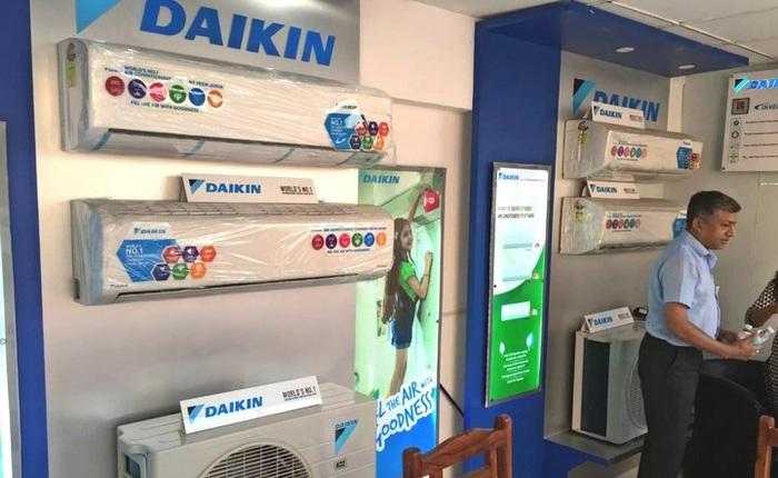 Bằng chiến lược thông minh nào, Daikin đã vượt mặt LG trong mảng điện tử gia dụng tại thị trường Ấn Độ?