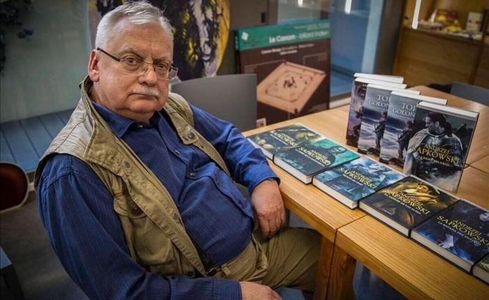 Nhờ series Netflix, cha đẻ tiểu thuyết The Witcher chiếm top 1 bảng xếp hạng những tác giả hàng đầu thế giới của Amazon