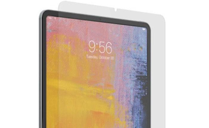 iPad Pro 2018 gặp lỗi cảm ứng và Face ID sau khi dán kính bảo vệ màn hình
