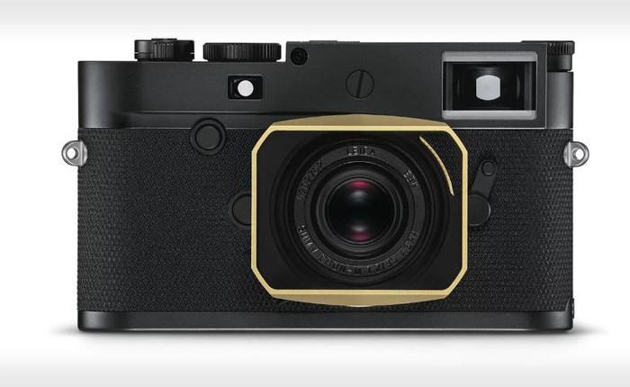 Leica công bố M10-P phiên bản 'ASC 100 Edition' dành cho những tín đồ mê điện ảnh