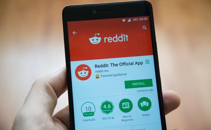 Tencent đầu tư vào Reddit, giờ đây diễn đàn này có giá trị 3 tỷ USD và xác định đối thủ chính là Facebook