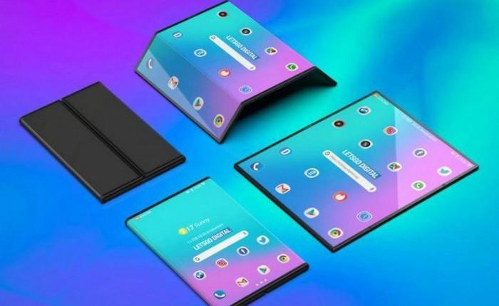 Ngắm ảnh render smartphone màn hình gập cực chất của Xiaomi, Samsung và Huawei nên sợ dần đi là vừa