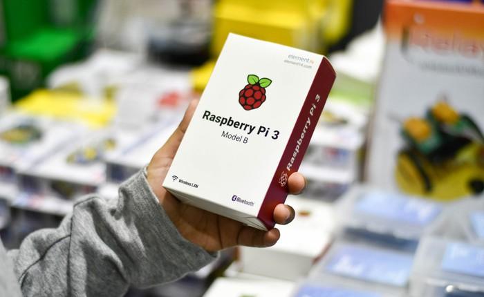 Đã có thể chạy Windows 10 trên Raspberry Pi 3