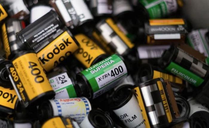 Tìm hiểu quá trình tráng rửa và scan ảnh film 35mm tại các phòng lab